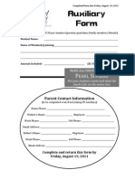 Auxiliary Form