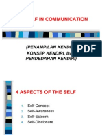 Lecture 10 Self Communication