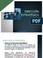 Sesion 7 Direccion Estratégica