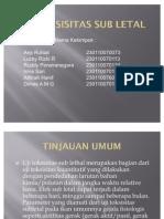 2. REVIEW Uji Toksisitas Sub Letal. PPT