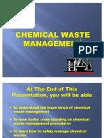 Lab Waste Management 3 - Psm