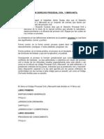 Curso de Derecho Procesal Civil y Mercantil i, PRIMERA PARTE