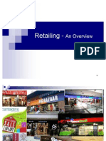 Retailing - An Overview
