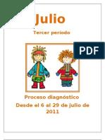 PREPARACIÓN PEDAGÓGICA JULIO