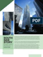 Jeanne Gang, Chicago-based architect, in Hong Kong's Hinge Mag