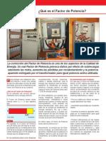 Factor de Potencia - Electroinstalador