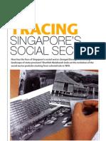 Tracings in Gap Ores Social Sector