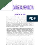 PLAN DE EDUCACIÓN SEXUAL Y REPRODUCTIVA 2011