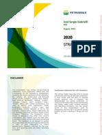 Plan Petrobras Londres