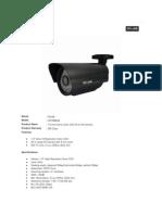 Irlab 30mtr Camera 520tvl