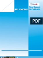 Final Report of USAID SARI Energy Program