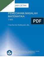 12. Pemecahan Masalah Matematika