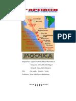 La Cultura Mochica 2011 Monografia