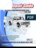 Rust Repair Catalog