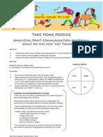 Take Home Module Handout April2011