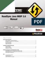 Road Sync Gettingstarted Java