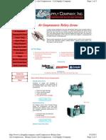 Compressors Rotary