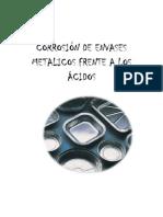 Corrosion de Envases Metalicos Frente a Los Acidos 6