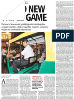 Business Standard - A Bold New Triple Game_20110617