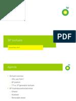 BP Biofuels Presentation