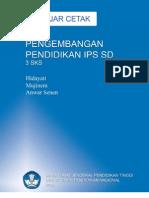 20. Pengembangan Pendidikan IPS SD