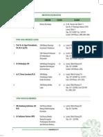 Daftar Pejabat Kemenkes 2011