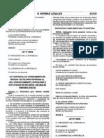 Ley N°29639