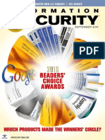 Information Security Mag Sept 2010 Issue