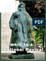 Onward, To a National Revival – Hubert_Luns