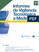 11 - Informe vigilancia tecnológica