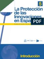 05 - Protección innovaciones en España