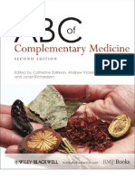 28448690 ABC of Complementary Medecine