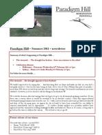 Newsletter General V1 January 2011