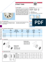 Ventilatoare de Fereastra HCMN