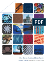ANNUAL REVIEW APRIL 2003 – MARCH 2004
