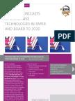 Disruptive Tech in Paper and Board Brochure