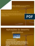 Aplicações do desenho geométrico