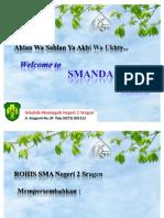 Pengenalan ROHIS 2011