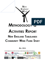 Methodology&ActivitesReport 20110802