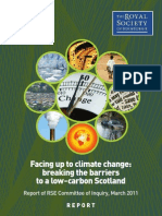 Facing Up to Climate Change