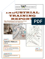 Architecture Yr2 Industrial Training
