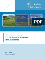 The Future of Scotland's Hills and Islands