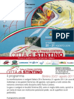 Trofeo Citta Di Stintino Traina Costiera 2011