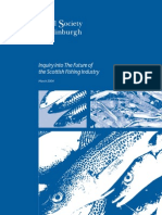 The Future of The Scottish Fishing Industry
