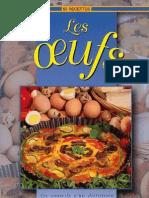 50 recettes à bases d oeufs