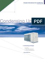 Condensing Units Range