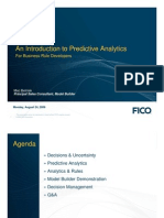An Introduction to Predictive Analytics Final
