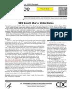Cdc Charts
