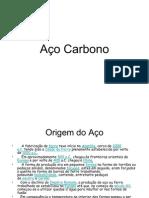 TRABALHO AÇO CARBONO