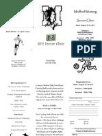 Mustang Soccer Clinic